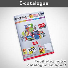 e-catalogue fournipro