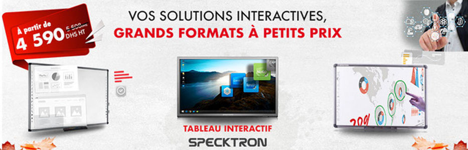 Fournipro Solutions interactives